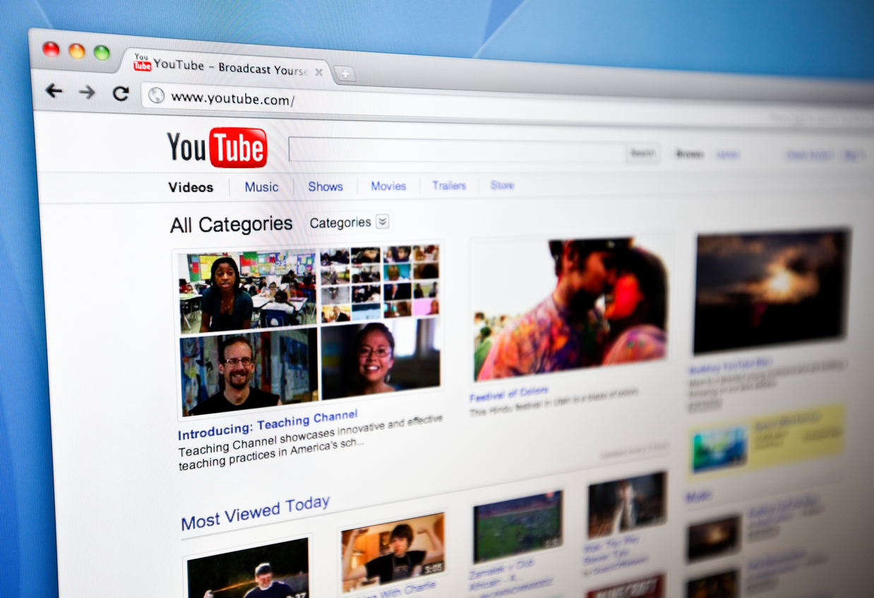 sneak past youtube age restrictions