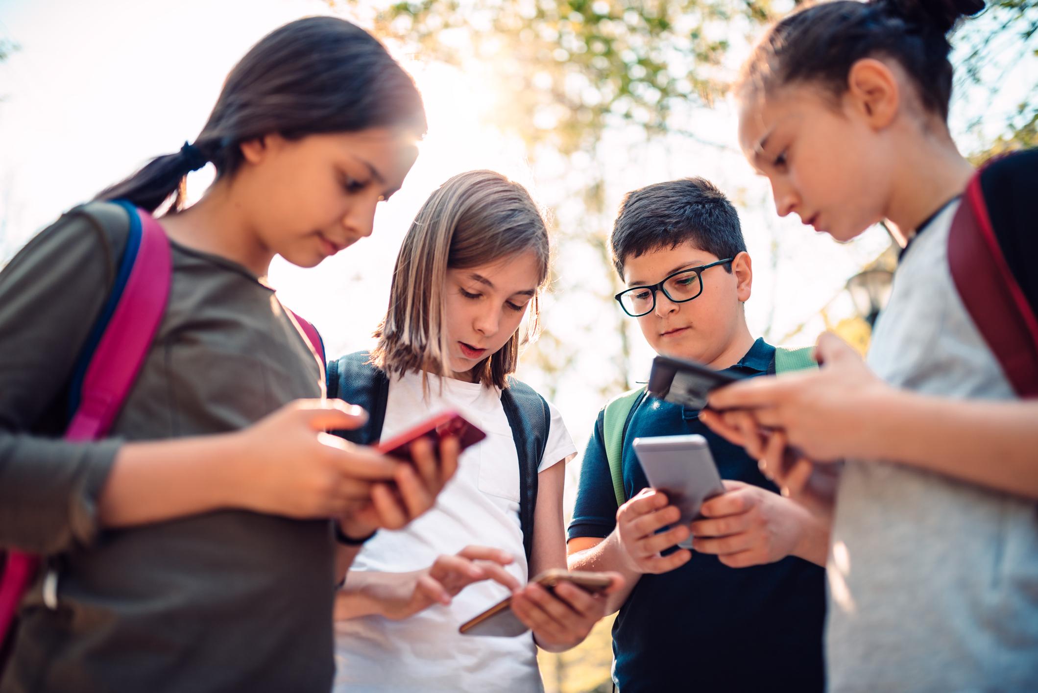 Big Tech tracks your kids