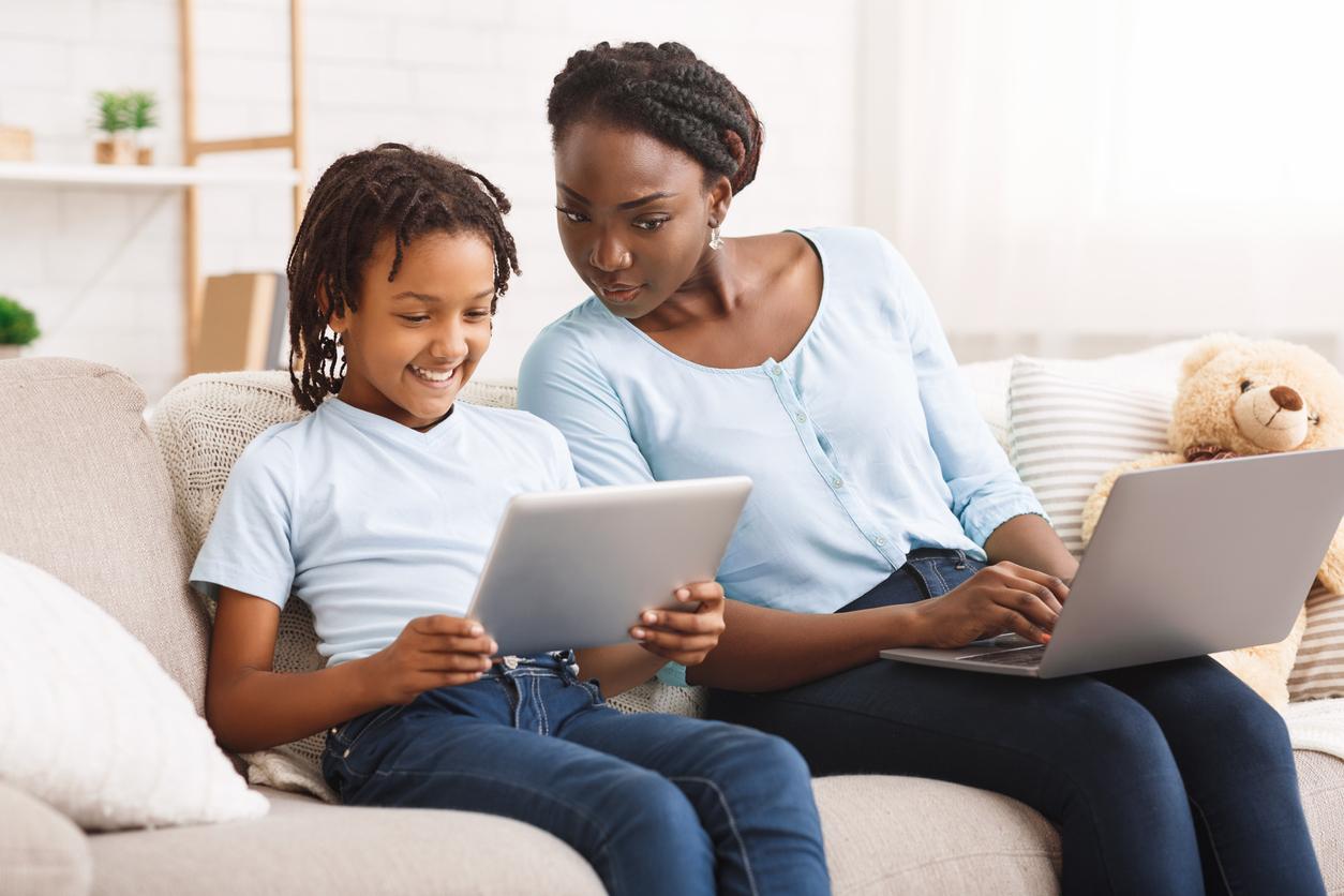 parent and child online. supervision necessary despite COPPA